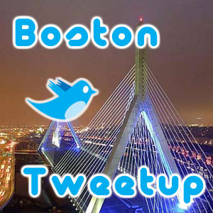 Boston Tweetup